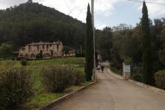 prachtige boerderij in middeleeuwse stijl